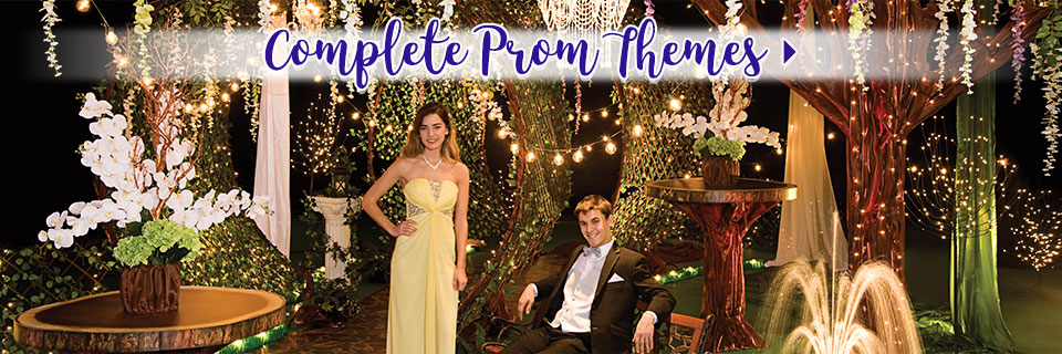 Shop Complete Prom Themes