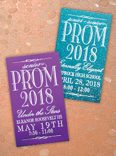 Prom Tickets