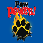 0068 - Flaming Paw