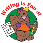 0484 - Writing Squirrel