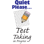 1033 - Quiet Please... Test Tak