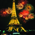 1100 - Paris Celebration