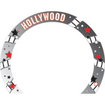 1302 - Hollywood arch