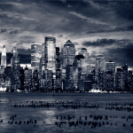 3330 - background graphic city