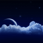 3336 - background graphic moon
