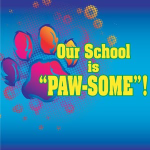 3512 - our school is pawsome co