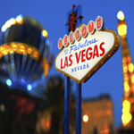 3897 - Vegas Sign Background Gr