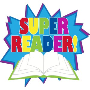 4206 - Super Reader Book