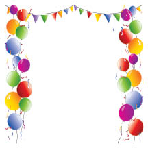 0184 - Balloons and Pennants