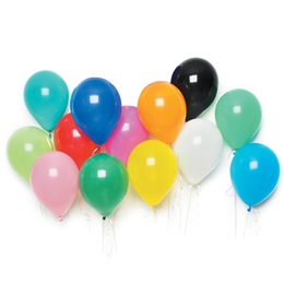 11 inch Fashion Balloons - 50/pkg