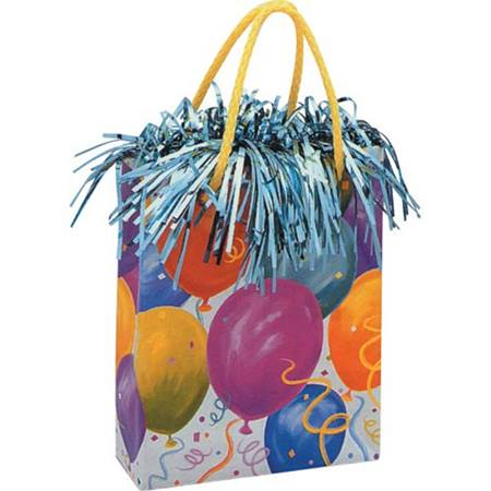 Gift Bag Balloon Weight – Multicolor