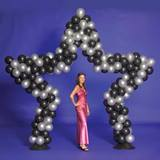 Star Balloon Arch Kit