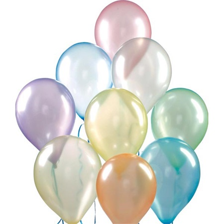 9 inch Balloons - 150 per package
