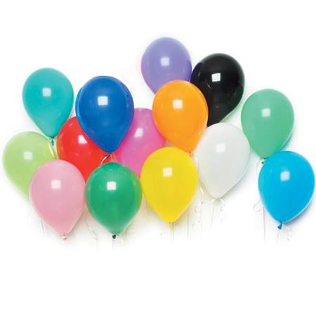 9 inch Balloons - 50 per package