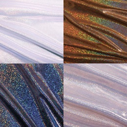 Glitter Dust Metallic Magic Table Cover - 58 in.