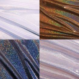 Glitter Dust Metallic Magic Table Cover - 72 in.