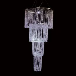 Diamond Drop Chandelier