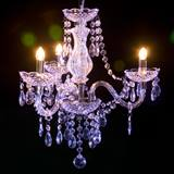 Three-Arm Vintage Chandelier Kit