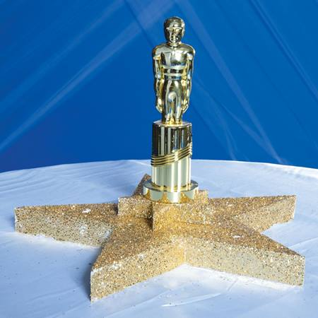 Hollywood Star Centerpiece Kit