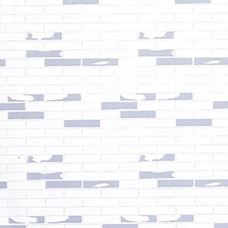 Patterned Background Paper – White Brick