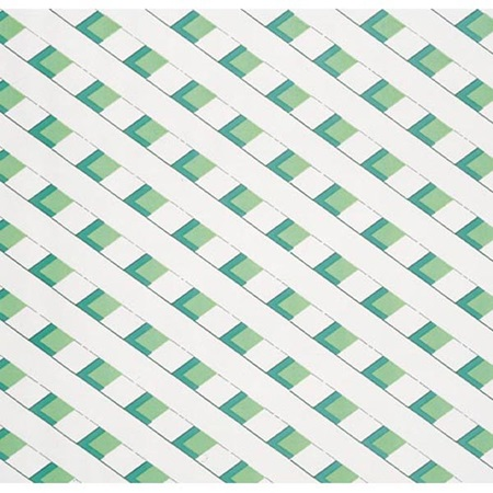 Patterned Paper – White Lattice