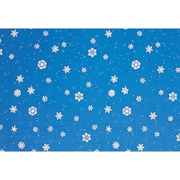 Patterned Paper – Winter Snowflakes