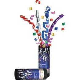 Confetti Burst Cannisters - 2 Pack
