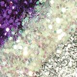 Iridescent Glitter Flakes - 8 ounces