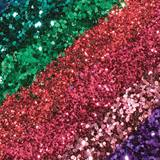 Metallic Glitter Flakes - 8 ounce