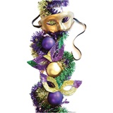 Mardi Gras Party Masks Standup