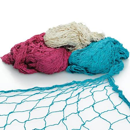 Colored Fish Net