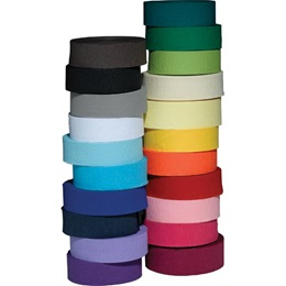 Crepe Streamers – 4 inch x 500 feet