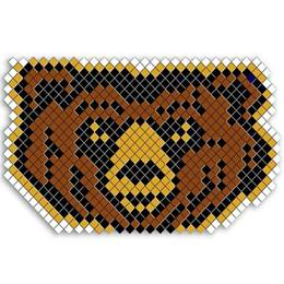 Bear Design Fence Decorations