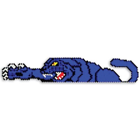 Clawing Cat Design Fence Decoration