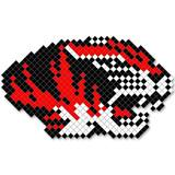 Tiger Design Fence Decoration