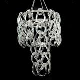 Crystal Chain Link Chandelier Kit