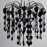 Black Beauty Chandelier