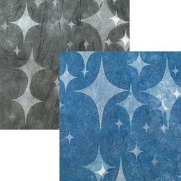 Four-Point Stars Gossamer - 59 inches x 25 yards