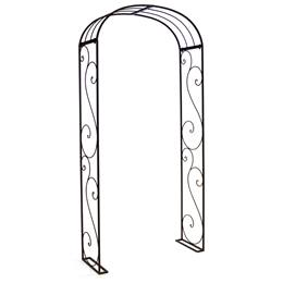 Round-Top Metal Arch