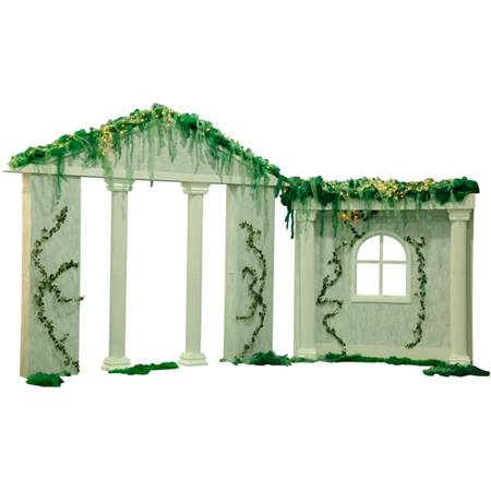 Mysteries Lost Large Arch & Window Wall Kit