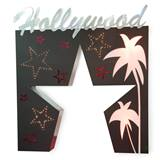 Hollywood Heat Arch and Floor Stars Kit