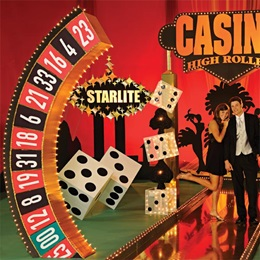 Odds Have it Roulette Arch Kit (2 pieces)