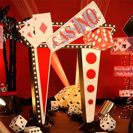 casino magic arch kit prom nite