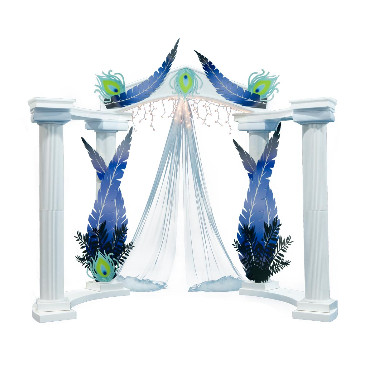 Feathered Fantasy Arch Kit