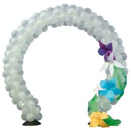 Blossoms of Love Garden Arch Kit