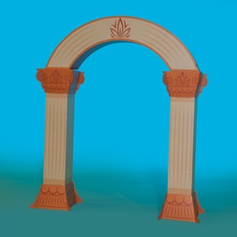Classic Glamour Entrance Arch Kit
