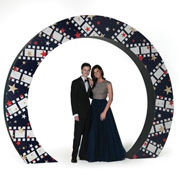 Hollywood Filmstrip Arch Kit