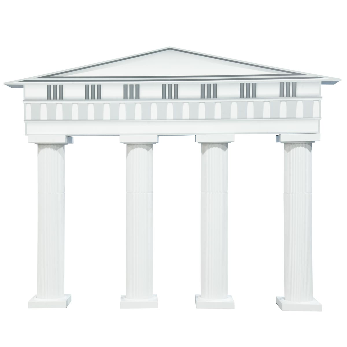 Grecian Temple of Love Arch Kit