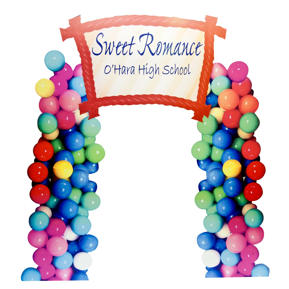 Goody, Goody Gumball Arch Kit (Personalized!)