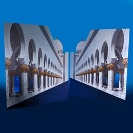 Illusionary Colonnade Walls (set of 2) Kit
